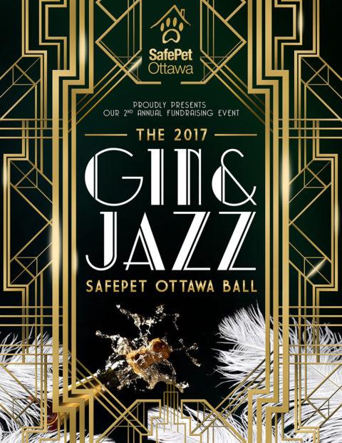 SafePet Ottawa Gin & Jazz Ball 2017